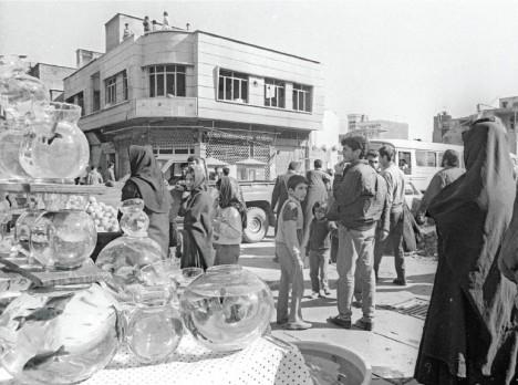 میدان امام حسین(ع)، خیابان اقبال، نبش شهرستانی، 24 اسفند66