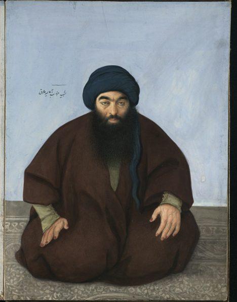 آقا سید صادق طباطبایی همدانی مشهور به سنگلجی كه امامت محراب و منبر مسجد سنگلج را بر عهده داشت و روضه ميخواند.